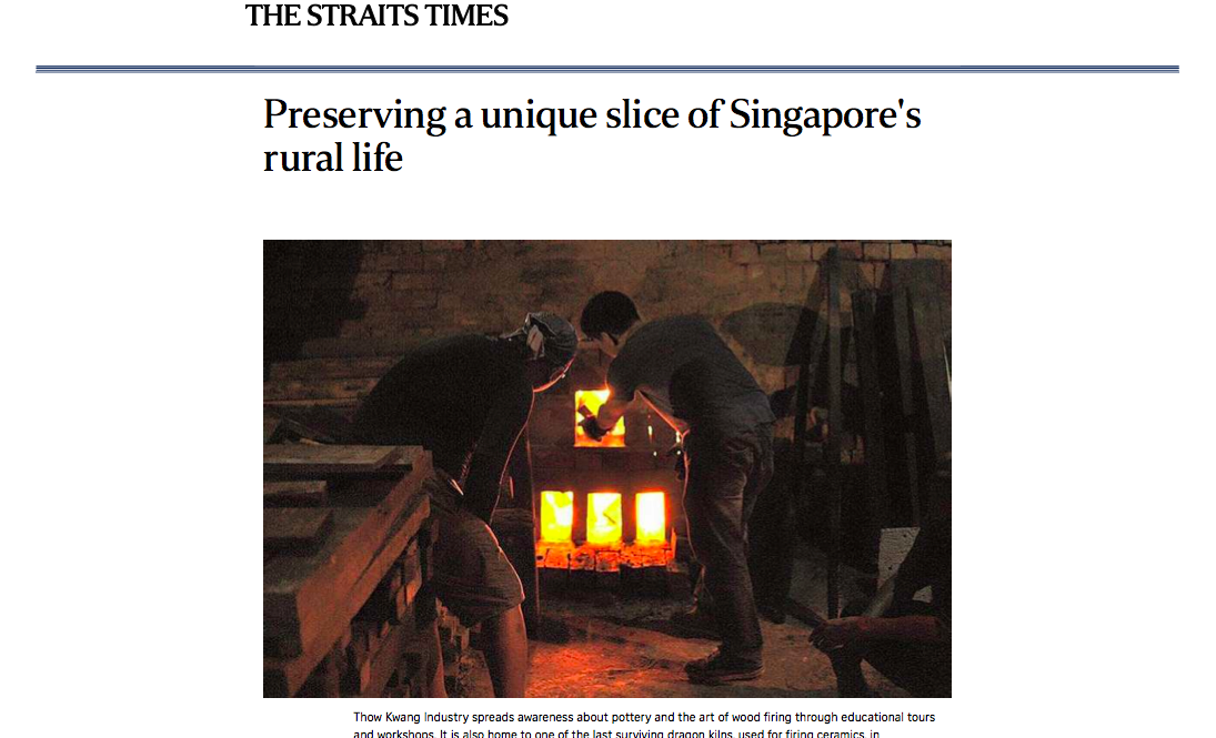 straits time